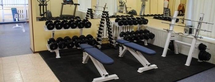 Energy Star Gym is one of Lieux qui ont plu à Olga.