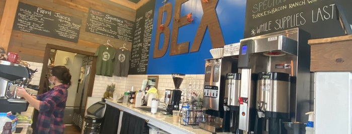 Bex Coffee and Juice Bar is one of G. Village.