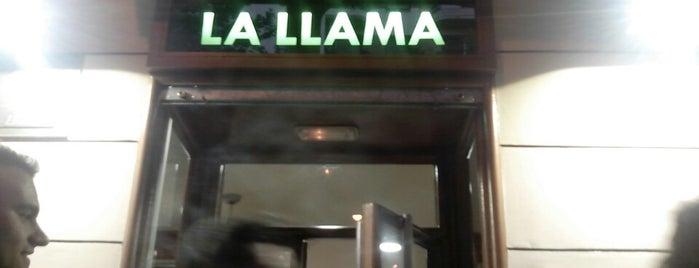 Cafetería La Llama is one of Madrid: Restaurantes +.