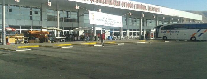 Niğde Şehirler Arası Otobüs Terminali is one of Bor, Niğde,  Türkiye.
