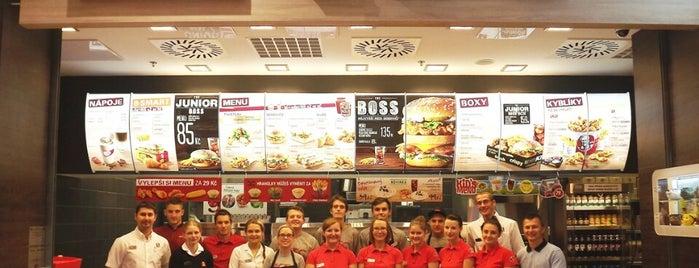 KFC is one of Galerie Šantovka.