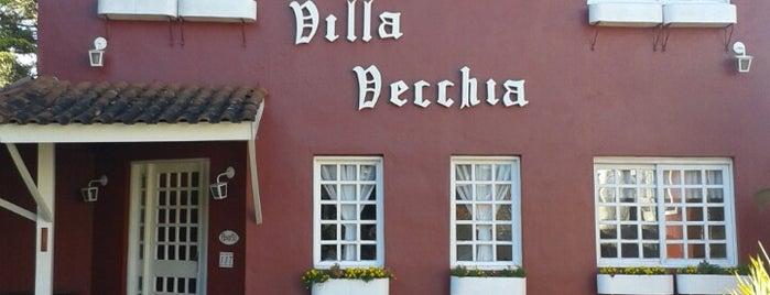 Pousada Villa Vecchia is one of Locais curtidos por Priscila.