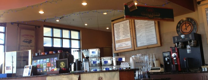 Colorado Coffee Company is one of Guthrie's Liked Places.