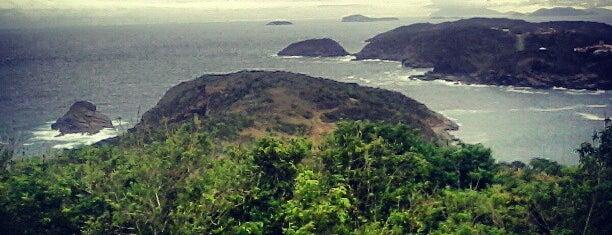 Mirante dos Lagos is one of Buzios.