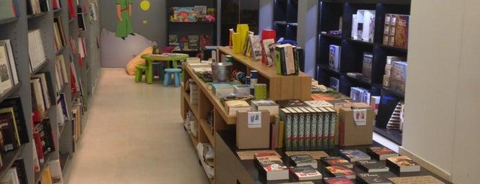 Booktique is one of Ifigenia: сохраненные места.