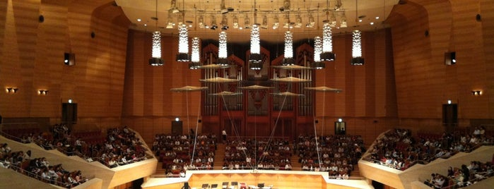 Suntory Hall is one of ★Favorite Live & Entertainment.