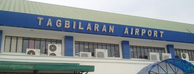 Tagbilaran Airport (TAG) is one of Leaving on a jet plane....