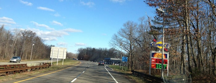 Palisades Interstate Parkway Toll Plaza is one of New Jersey highways and crossings.