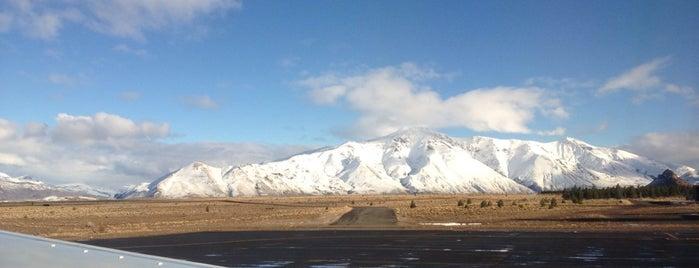 Aeropuerto Internacional de Esquel - Brigadier General Antonio Parodi (EQS) is one of Patagonia (AR).