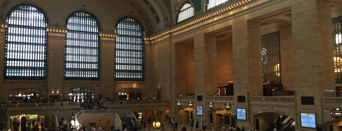 グランドセントラル駅 is one of Top 20 Free Things to Do in NYC.