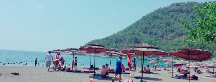 Ekincik Plajı is one of Ege.