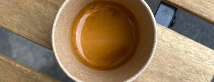 Lion Coffee is one of Lieux sauvegardés par Irina.