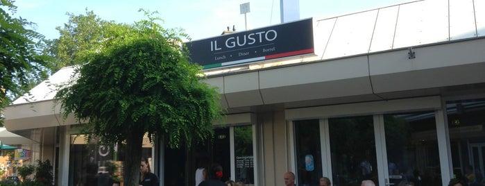 Il Gusto is one of Paulien : понравившиеся места.