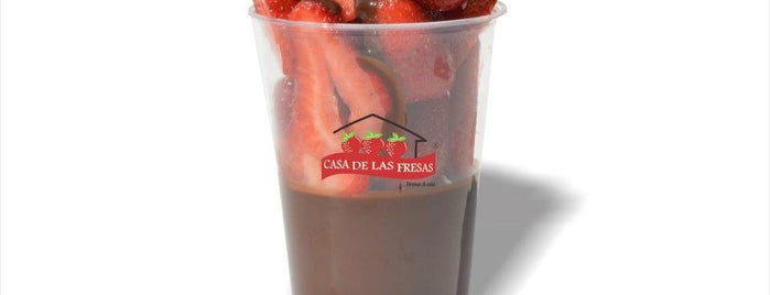 Casa de las Fresas is one of TODO.