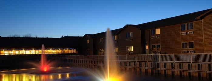 Bay Mills Resort & Casinos is one of Native American Cultures, Lands, & History.