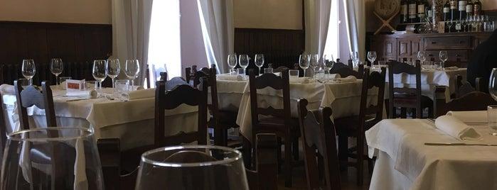 Restaurante La Fragua is one of Tapas.