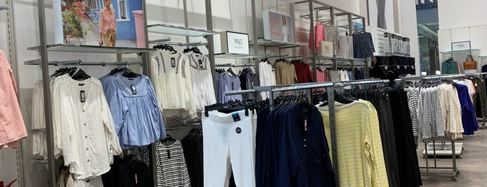 Marks & Spencer is one of Riyadh with si.