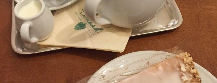 Café Tomaselli is one of Justin : понравившиеся места.