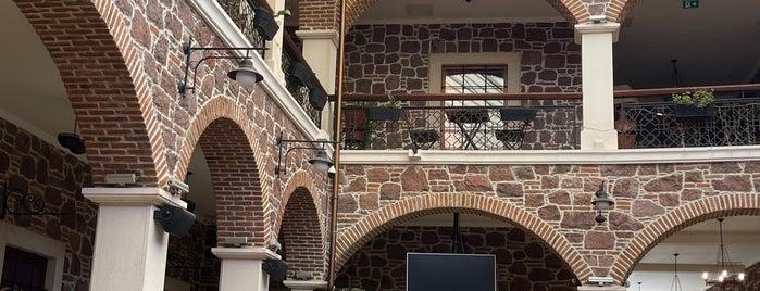 L'agora Old Town Cafe is one of Veni Vidi Vici İzmir 1.