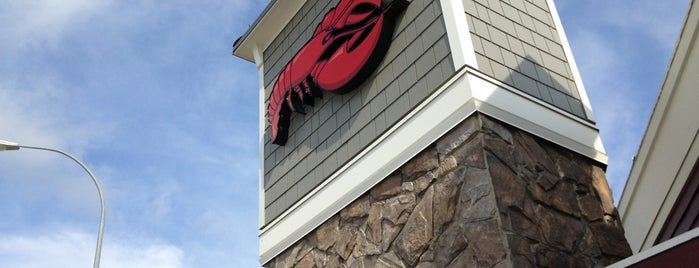 Red Lobster is one of Winnipeg.
