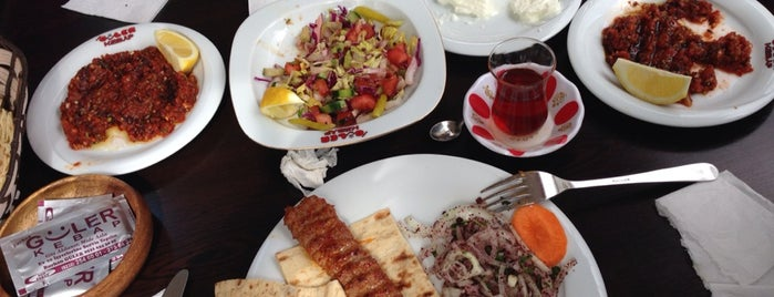 Güler Kebap is one of สถานที่ที่บันทึกไว้ของ Emre.