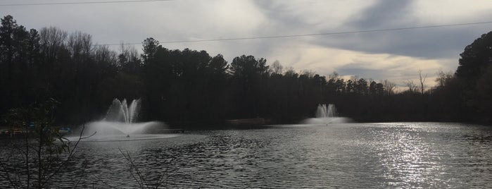 Piney Lake is one of Sports and Recreation.