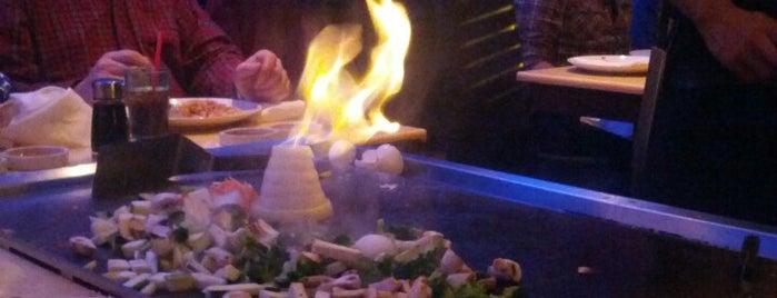 Kobe Ninja House Japanese Grill is one of Orte, die Dana gefallen.