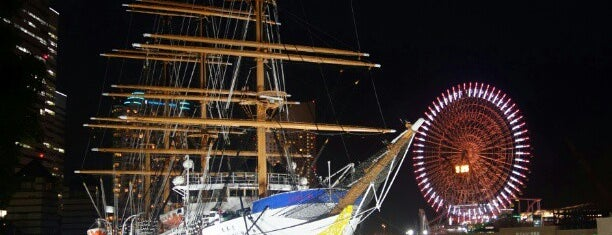 Nippon Maru is one of Posti che sono piaciuti a Hideo.