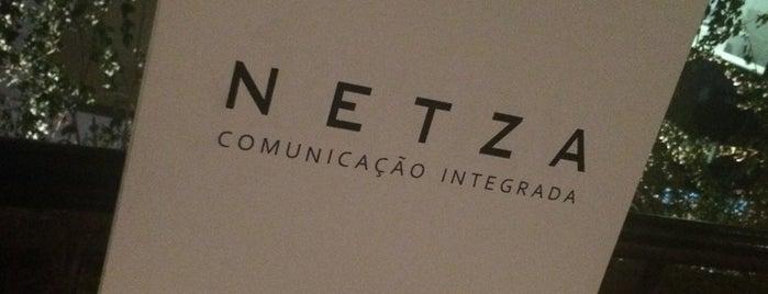 Netza is one of Lieux sauvegardés par Jair Araújo.