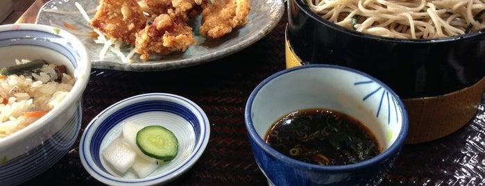 そば吉 フライブルク店 is one of 松山市の蕎麦屋.