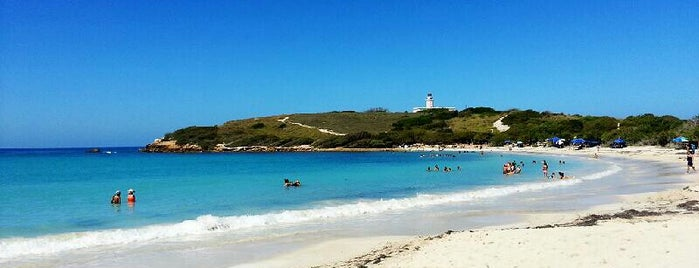 Playa Sucia is one of PR.