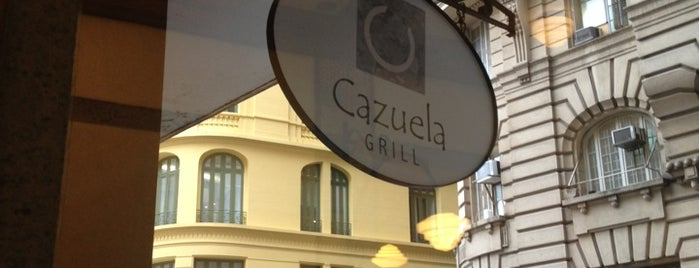Cazuela Grill is one of Wallaceさんのお気に入りスポット.