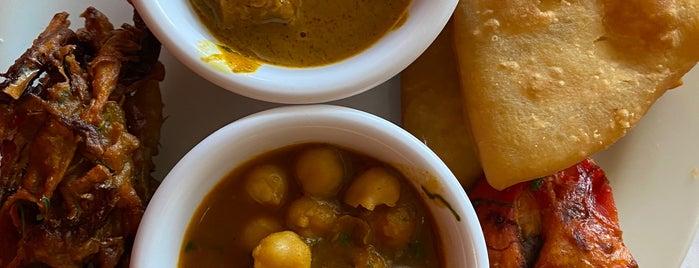 Jai Ho Indian Kitchen & Bar is one of Atlanta Bucket list Restaurants.