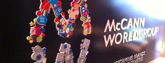 McCann Worldgroup Spain is one of Agencias de Marketing en Madrid.