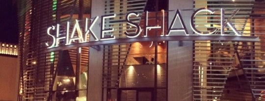Shake Shack is one of Jeddah, The Bride Of The Red Sea.