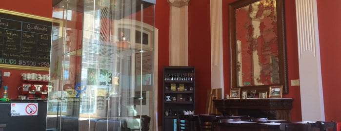 PuroCafe Patrimonial is one of José Ignacioさんのお気に入りスポット.