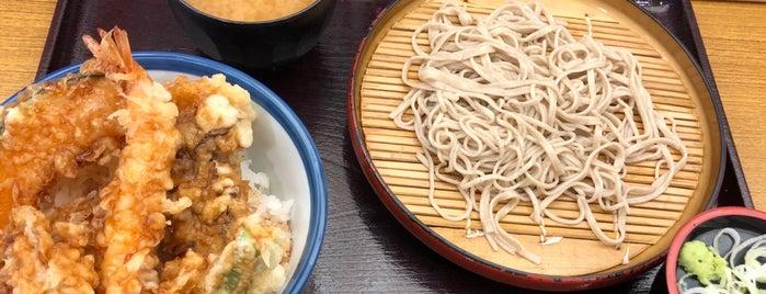 Tendon Tenya is one of Tokyo.