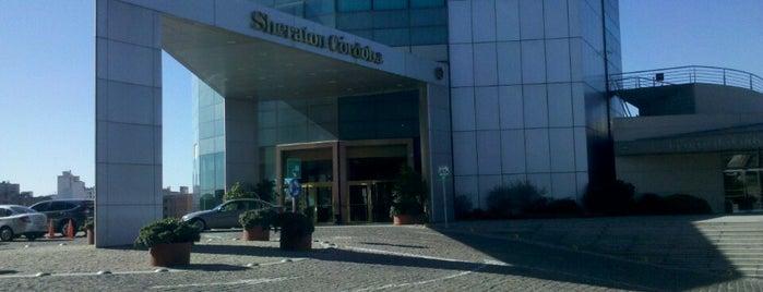 Sheraton Córdoba Hotel is one of Emiliano 님이 좋아한 장소.