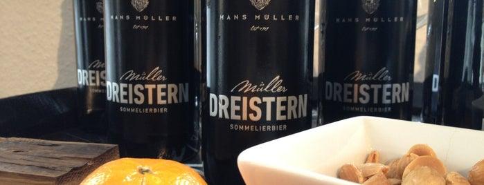 Hans Müller Sommelierbier GmbH is one of Brauereien & Beer-Stores.