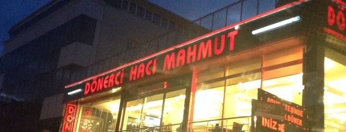 Donerci Haci Mahmut is one of Places.