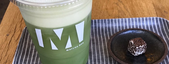 Matcha Box is one of Los Angeles More.