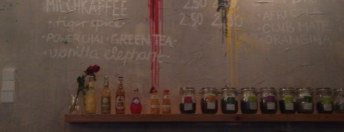 Kiezeklein is one of Berlin Work-Coffee-Tour.