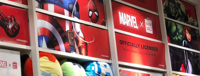 Miniso is one of Df.