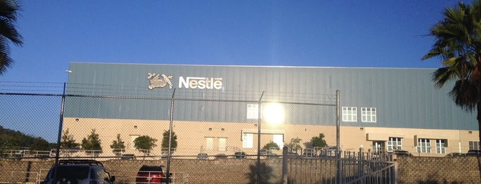 Nestle PR is one of Orte, die Ashley gefallen.