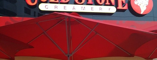 Cold Stone Creamery is one of Docerias.