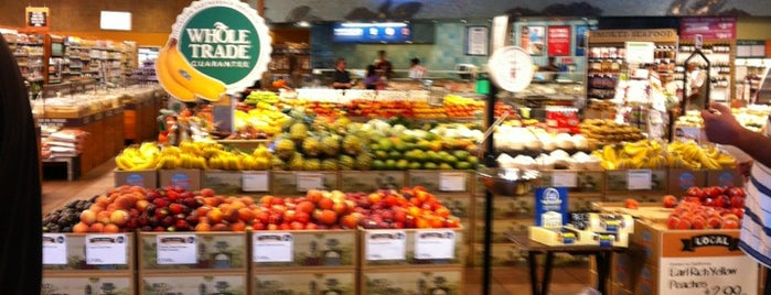 Whole Foods Market is one of Orte, die st gefallen.
