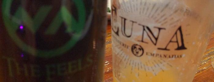 Luna Rotisserie & Empanadas is one of Veg Friendly Spots.