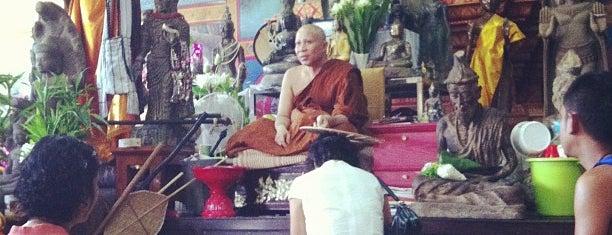 วัดดอนจั่น is one of Chiang Mai Thailand.