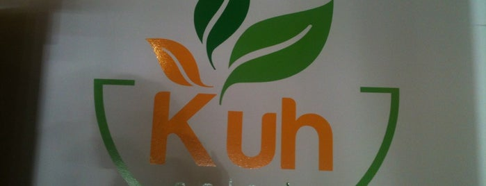 Kuh Salads is one of Lugares guardados de AlexTRT.