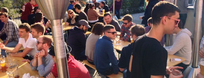 Dacha Beer Garden is one of dc drinks + food + coffee.